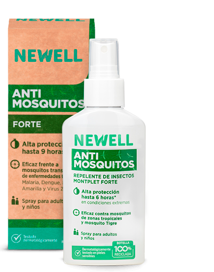 newell antimosquitos forte