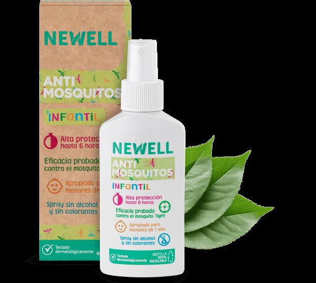 newell antimosquitos infantil