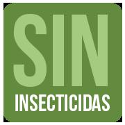 sin insecticidas