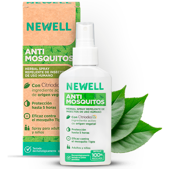 newell antimosquitos herbal