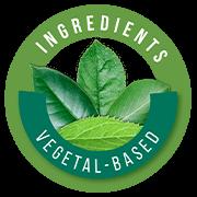 ingredientes de origen vegetal